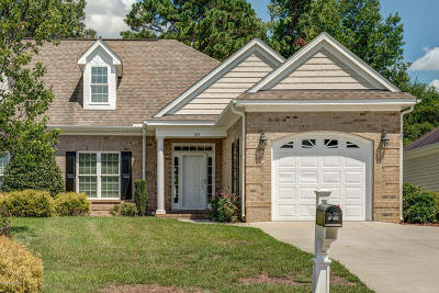 Rocky Mount Condo/Townhouse For Sale: 123 Calloway Road