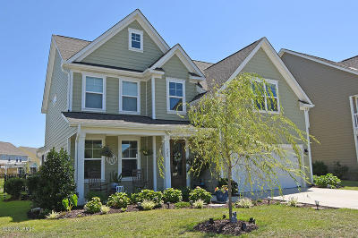 Wilmington Single Family Home For Sale: 525 Bubbling Creek Road
