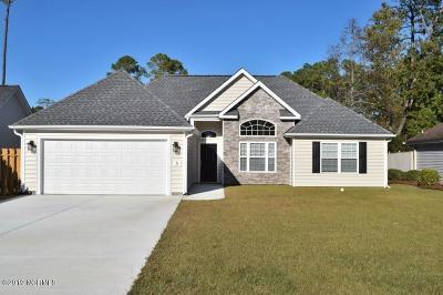 Carolina Shores Single Family Home For Sale: 5 Court 10 Northwest Drive