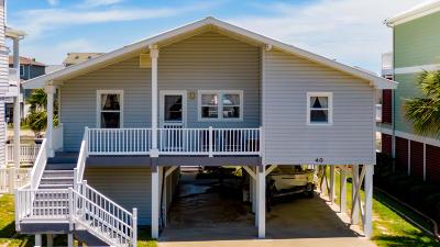 Ocean Isle Beach Single Family Home For Sale: 40 Anson Street