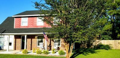 Brynn Marr Single Family Home For Sale: 211 E Cameron Court
