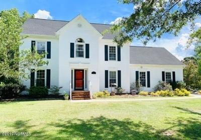 Jacksonville Single Family Home For Sale: 1105 Westmoreland Drive