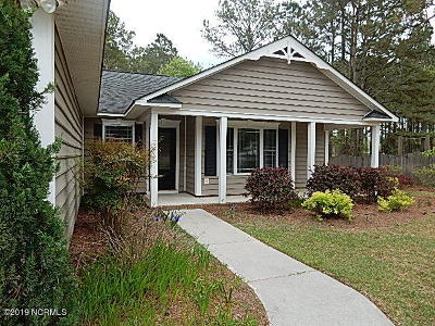 Single Family Home For Sale: 208 Egret Point Drive