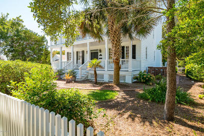 Beaufort NC Single Family Home For Sale: $968,900
