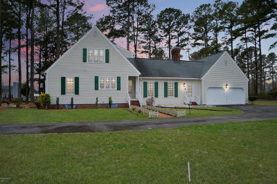 Richlands Single Family Home For Sale: 203 Fay Avenue