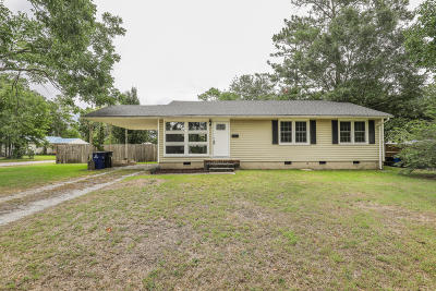 Northwoods Single Family Home For Sale: 514 Jarman Street