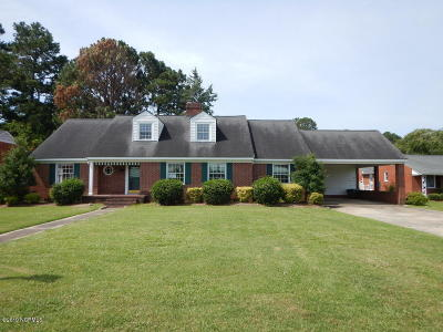 Farmville Single Family Home For Sale: 4043 Grimmersburg Street