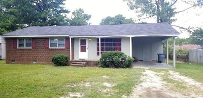 Rocky Mount Single Family Home For Sale: 716 Amos Street