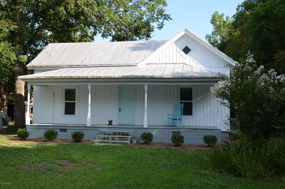 Rocky Mount Single Family Home For Sale: 9243 West Mount Drive