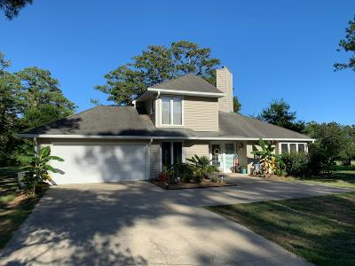 Morehead City Single Family Home For Sale: 226 Bogue Drive