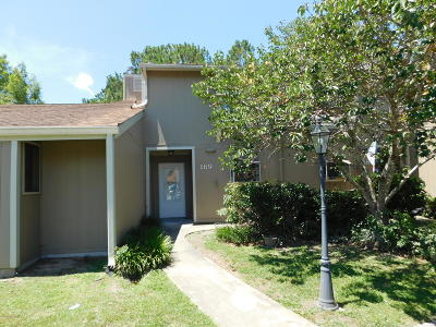 River Bend Condo/Townhouse For Sale: 169 Quarterdeck