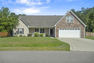 Blue Creek Farms, Blue Creek Farms Section Ii Single Family Home For Sale: 225 Blue Creek Farms Drive