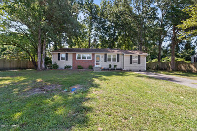 Northwoods Single Family Home For Sale: 504 Clyde Drive