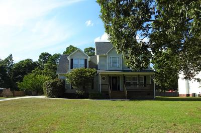Sneads Ferry Rental For Rent: 111 Bayshore Drive