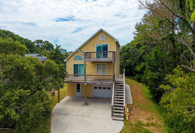 Emerald Isle Single Family Home For Sale: 115 Page Place