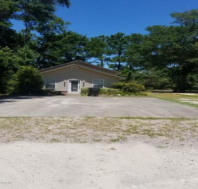 Brunswick County Commercial For Sale: 10252 Boundary Drive SW