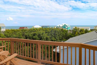 Emerald Isle Single Family Home For Sale: 105 Live Oak Street