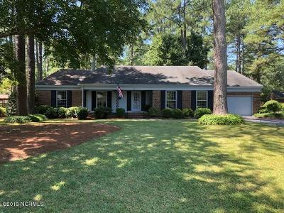 Rocky Mount Single Family Home For Sale: 104 Bristol Court