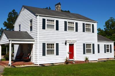 Rocky Mount Single Family Home For Sale: 8094 Red Oak Boulevard
