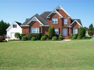 Nash County Single Family Home For Sale: 2043 Cooper Fields Drive