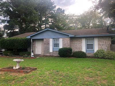 Greenville Single Family Home For Sale: 301 Terrace Court