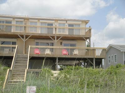 Emerald Isle Condo/Townhouse For Sale: 13 Ocean Drive #East