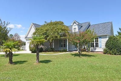 New Hanover County Single Family Home For Sale: 6333 Granby Street