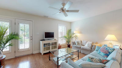 Morehead City Condo/Townhouse For Sale: 151 Beaufort Court