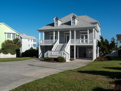Emerald Isle Single Family Home For Sale: 9907 Shipwreck Lane