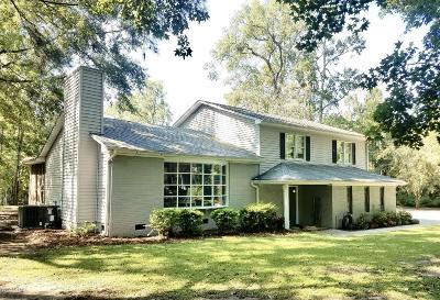 Castle Hayne Single Family Home For Sale: 118 Castle Cove Lane