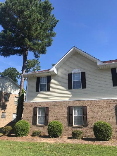 Greenville Condo/Townhouse For Sale: 2802 Mulberry Lane #D