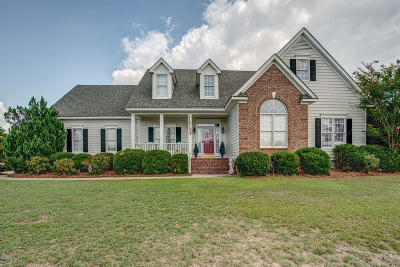 Nash County Single Family Home For Sale: 1585 Sarah Ruppert Road