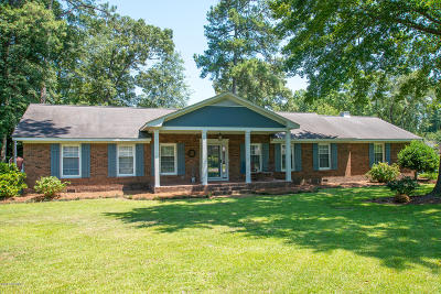 Greenville Single Family Home Active Contingent: 101 Cherrywood Drive
