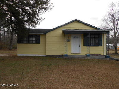Jacksonville Rental For Rent: 4423 Gum Branch Road