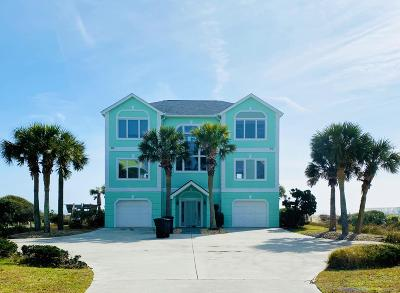 Emerald Isle Single Family Home For Sale: 9717 Dolphin Ridge Road
