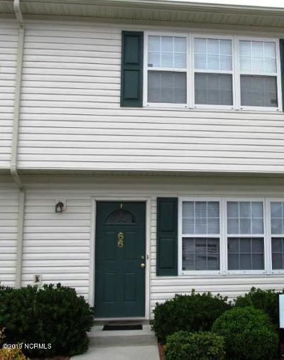 Swansboro Rental For Rent: 66 Crush Court
