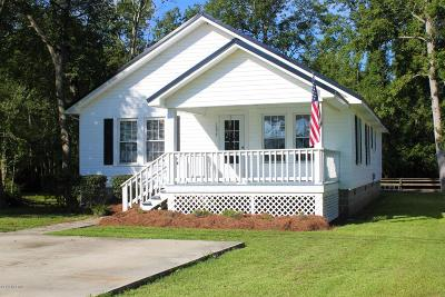 Lake Waccamaw Single Family Home For Sale: 1898 Waccamaw Shores Road