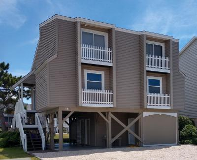 Ocean Isle Beach Single Family Home For Sale: 16 W Asheville Street