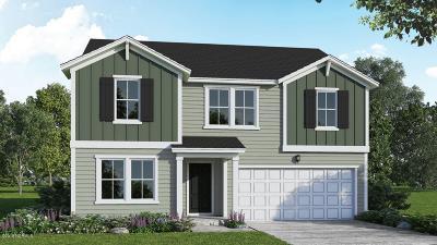 Jacksonville Single Family Home For Sale: 322 Adobe Lane