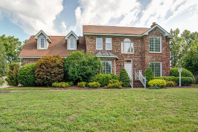 Rocky Mount Single Family Home For Sale: 4517 Hansford Drive