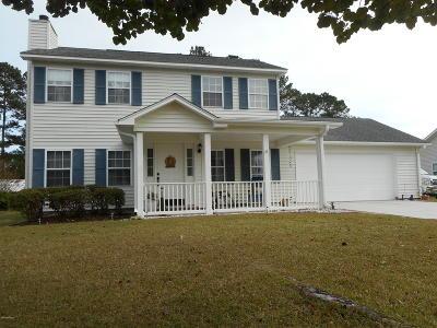 Newport Single Family Home For Sale: 1633 New Bern Street