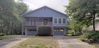 Oak Island Single Family Home For Sale: 101 SE 15th Street