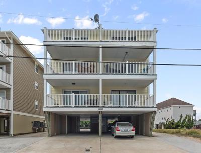 Carolina Beach Condo/Townhouse For Sale: 1505 Carolina Beach Avenue N #3-E
