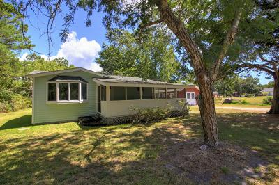 Beaufort Single Family Home For Sale: 138 Channel Rock Road