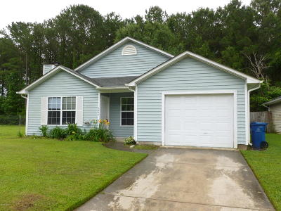 Jacksonville Rental For Rent: 3050 Foxhorn Road