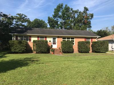 Jacksonville Single Family Home For Sale: 113 Summersill Drive