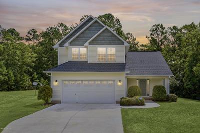 Blue Creek Farms, Blue Creek Farms Section Ii Single Family Home For Sale: 403 Stuart Court