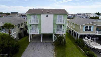 Ocean Isle Beach Single Family Home For Sale: 45 Fairmont Street