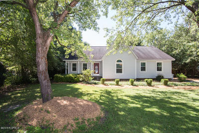 Greenville Single Family Home For Sale: 112 Galahad Drive