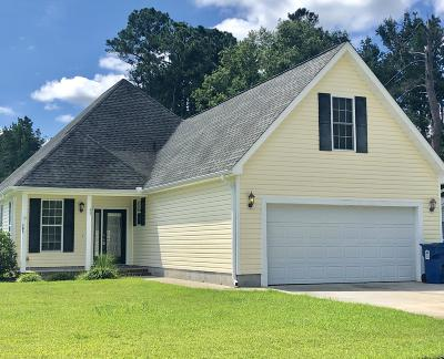 New Bern Single Family Home For Sale: 101 Cona Court
